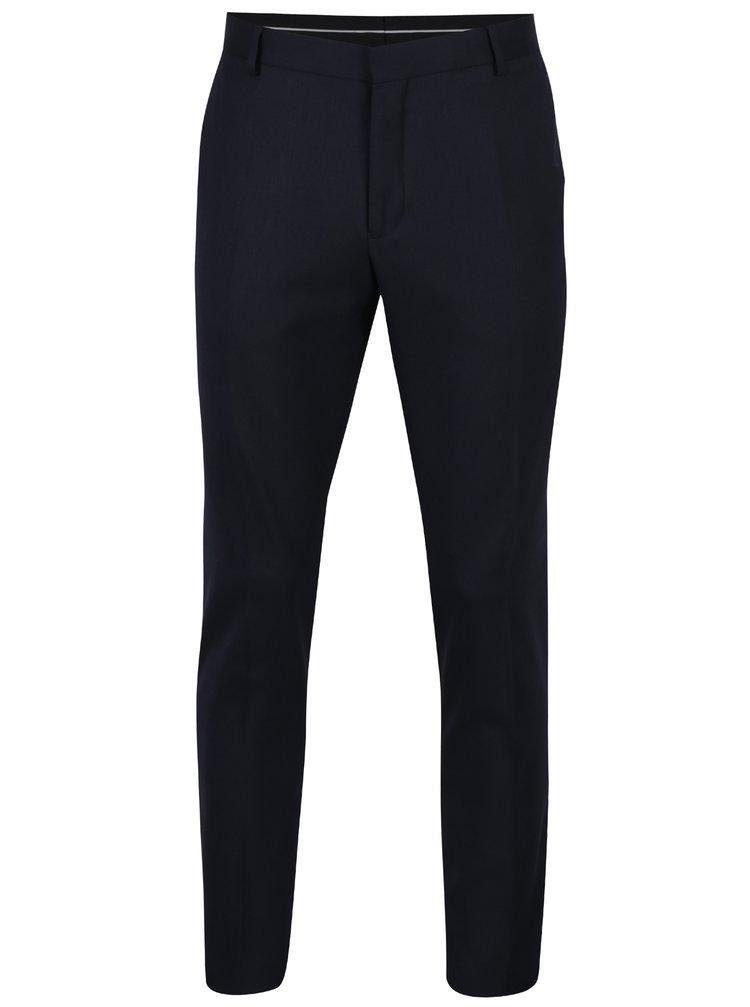 Pantaloni bleumarin de costum Selected Homme Done-Tux