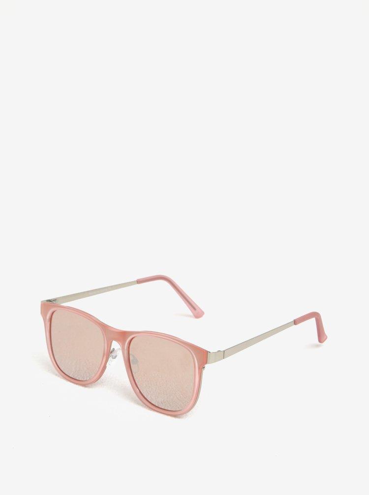 Růžové sluneční brýle MISSGUIDED
