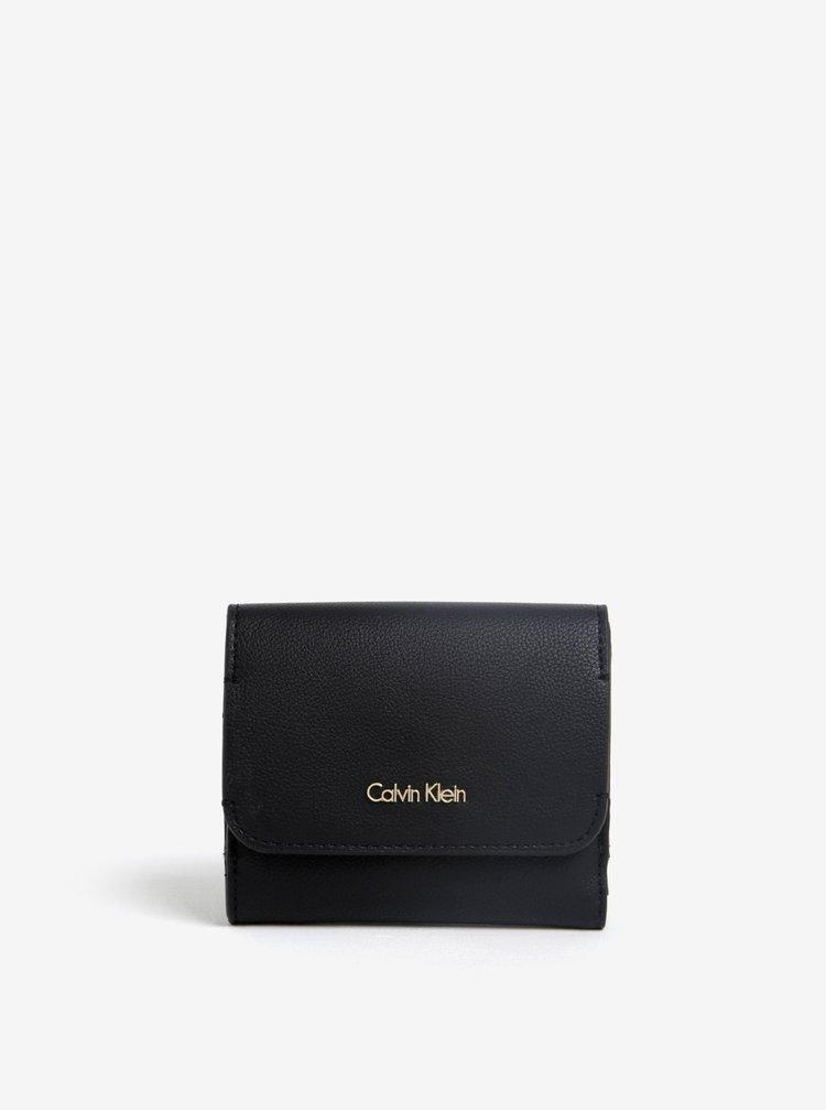 Černá peněženka Calvin Klein Jeans Metropolitan