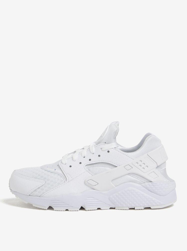 Pantofi sport albi pentru barbati Nike Air Huarache