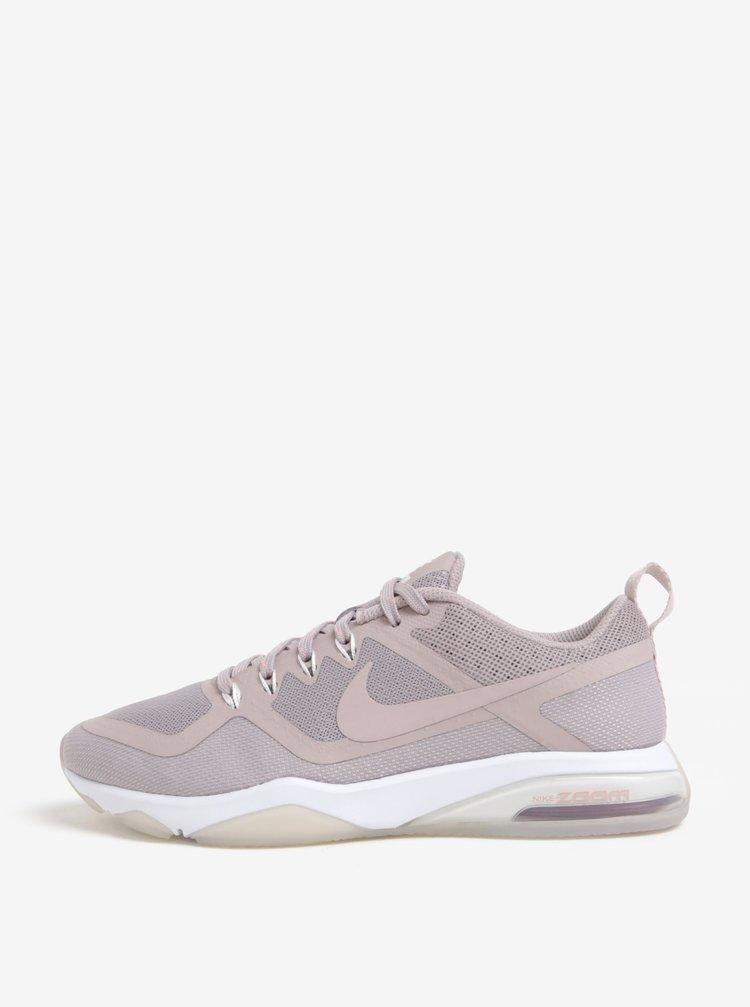 Starorůžové dámské tenisky Nike Zoom Fitness Training