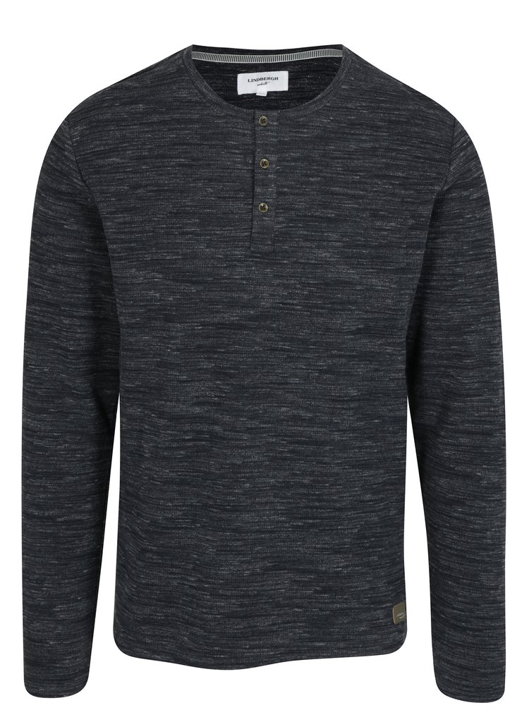 Bluza bleumarin cu dungi - Lindbergh