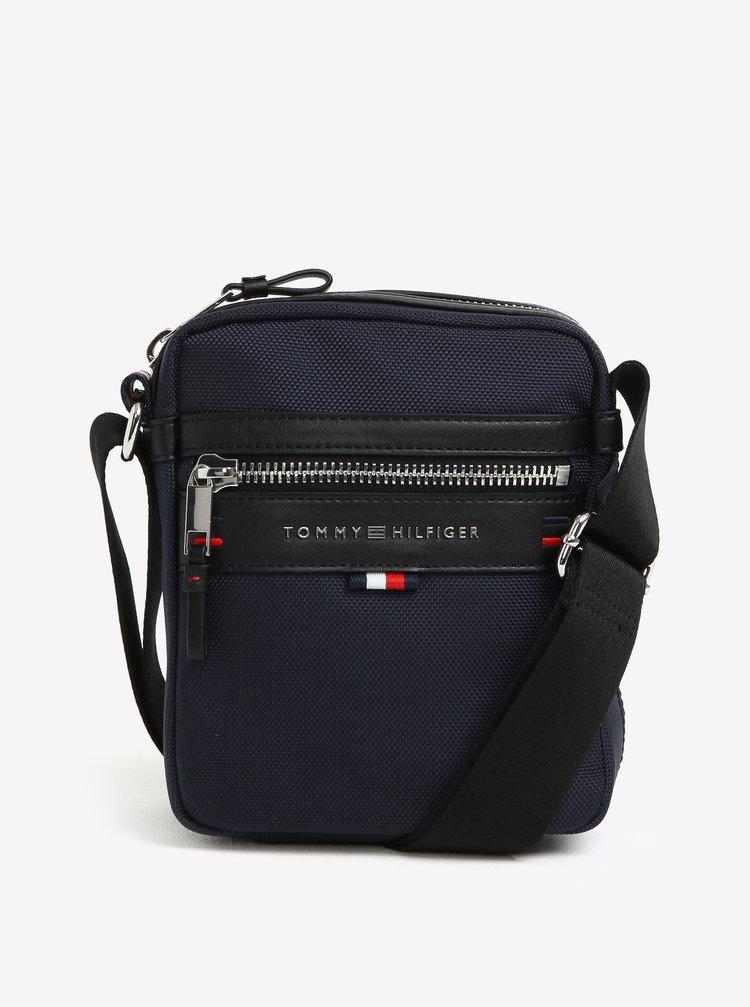Tmavě modrá pánská crossbody taška Tommy Hilfiger Elevated