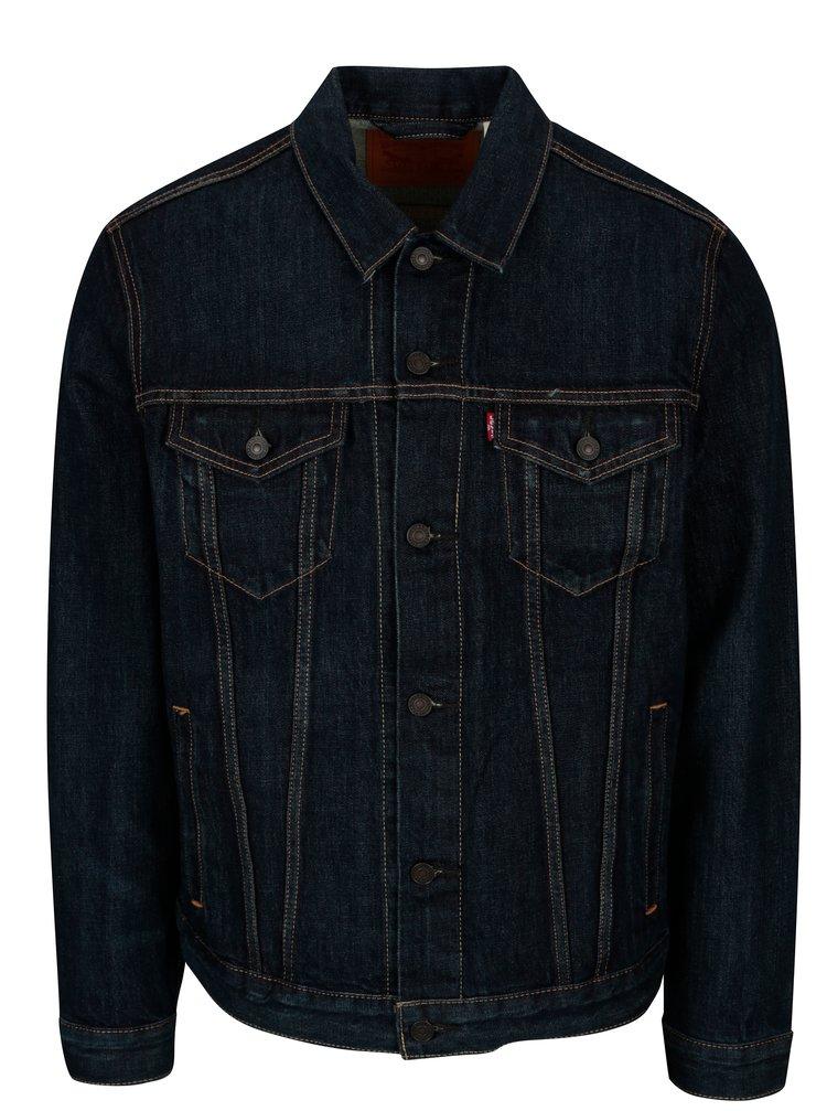 Tmavě modrá pánská džínová bunda Levi's®