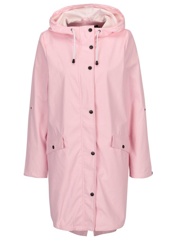 Pelerina de ploaie roz deschis - VERO MODA Sunset