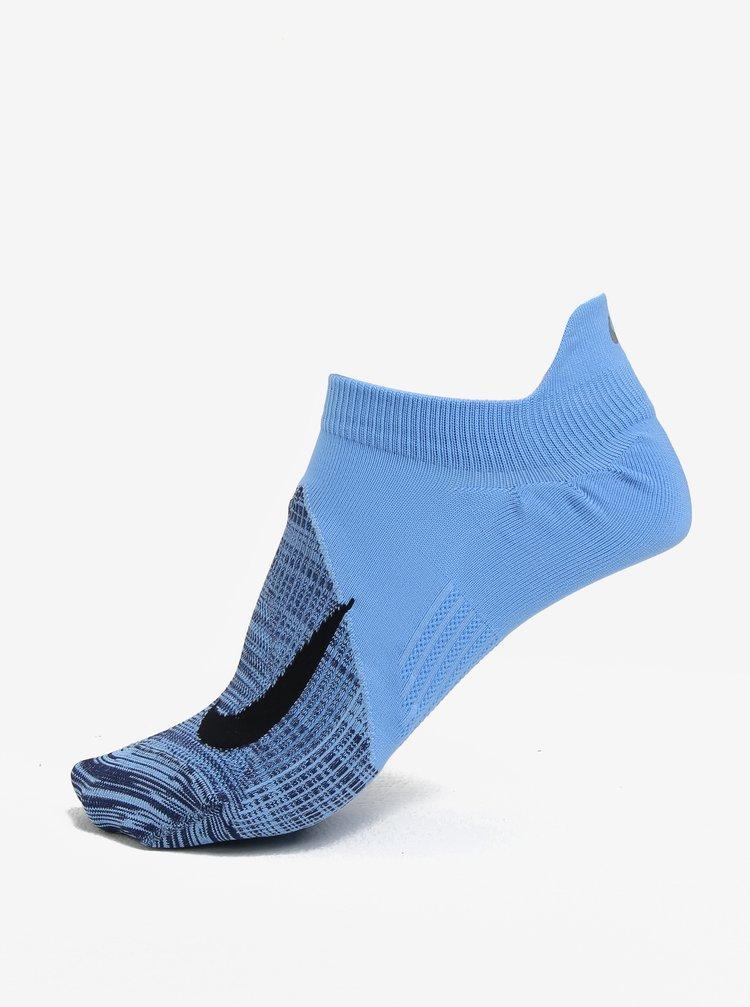 Modré unisex ponožky Nike Nike Elite Lightweigh