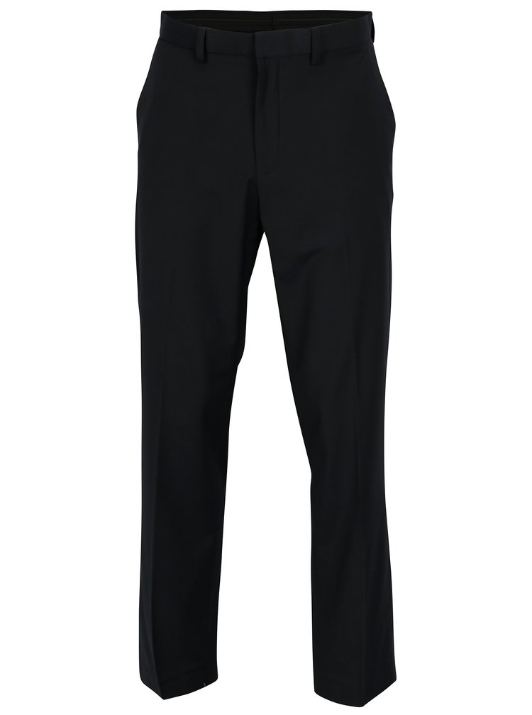 Pantaloni bleumarin regular fit - Burton Menswear London