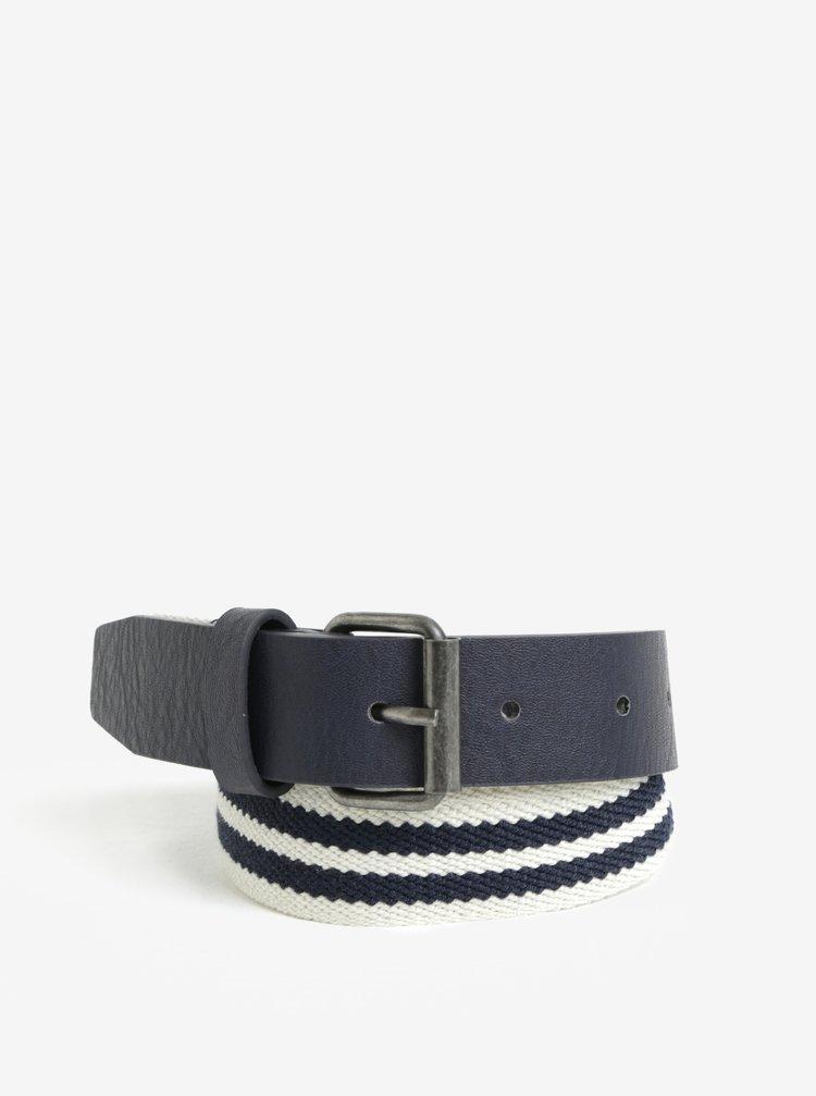 Krémovo-modrý klučičí pásek name it Mice