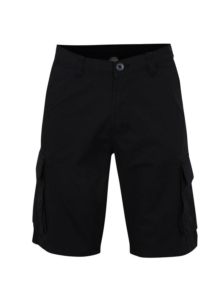 Pantaloni scurti cargo bleumarin pentru barbati - LOAP Velemon