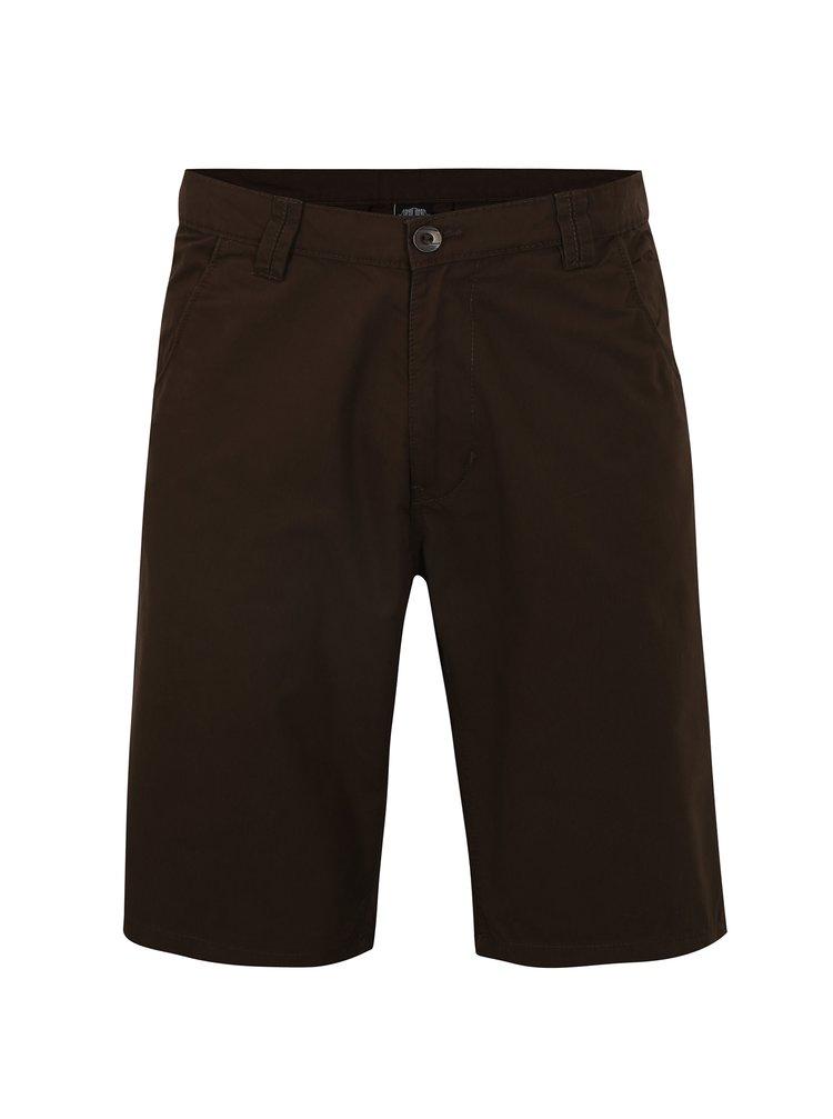 Pantaloni scurti maro pentru barbati LOAP Velut