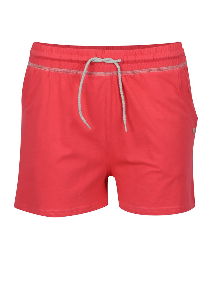 Pantaloni sport scurti roz pentru femei LOAP Bilie