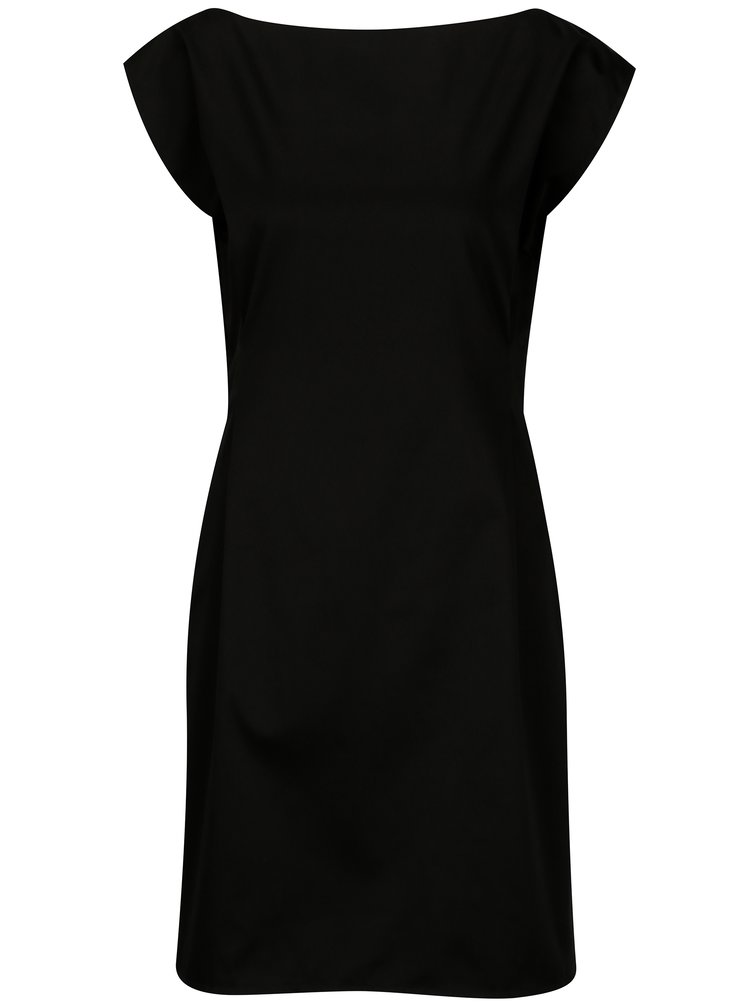 Čierne šaty From Kaya with Love Minimalism