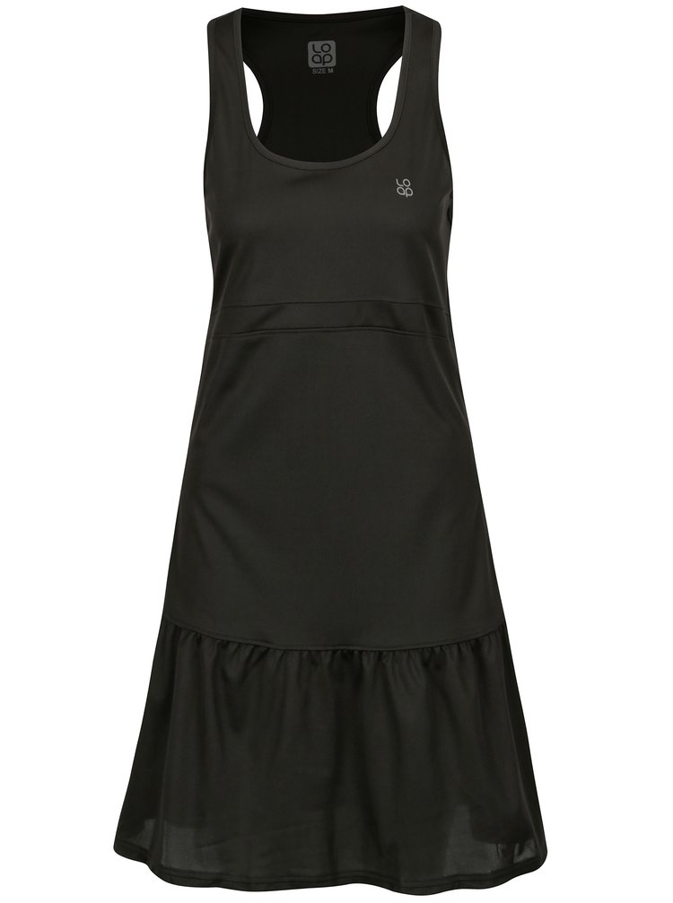 Čierne šaty LOAP Monica
