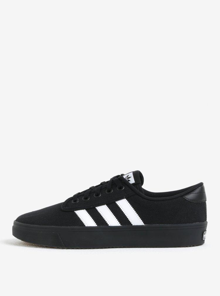Černé pánské tenisky adidas Originals Kiel