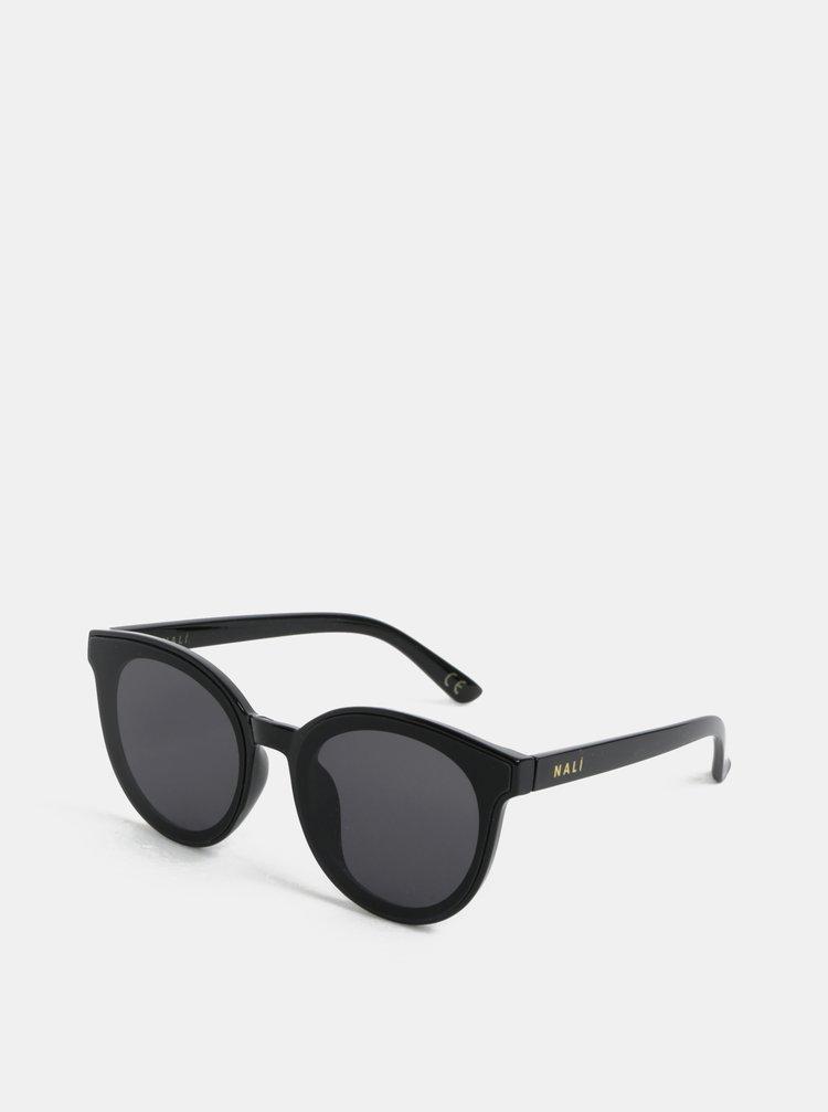 Čierne slnečné okuliare Nalí
