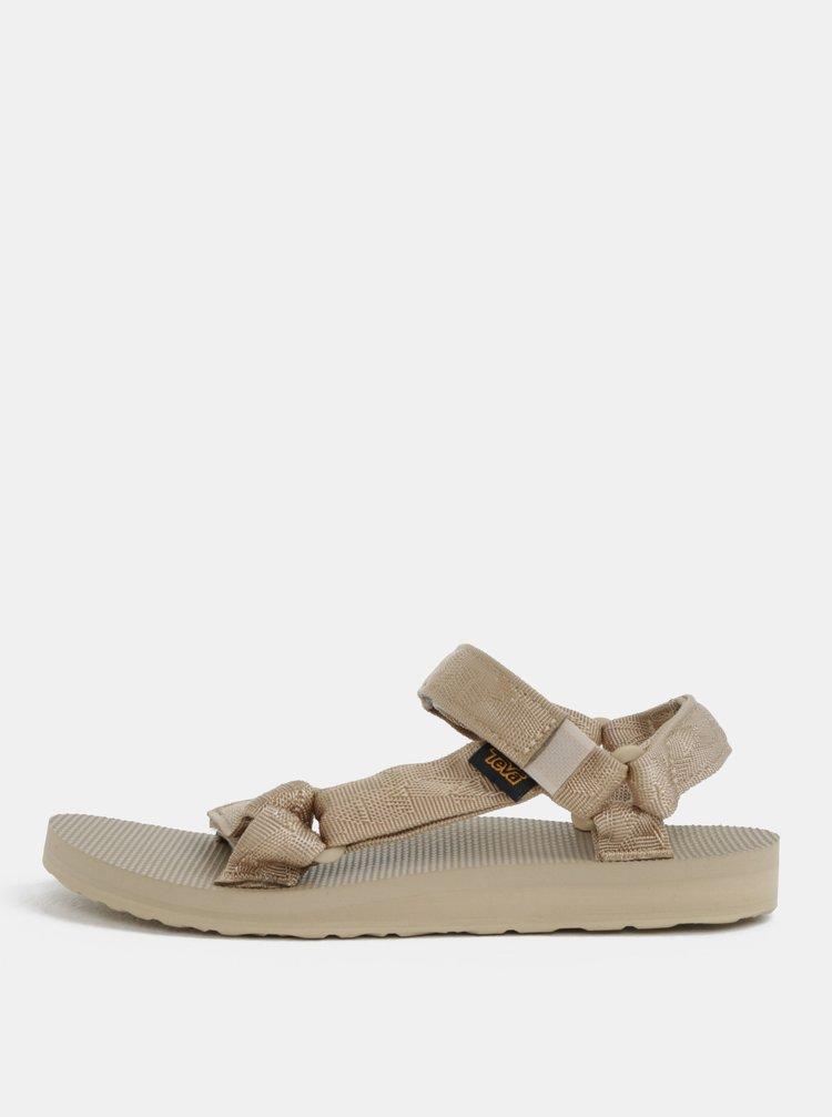 Sandale de dama bej Teva