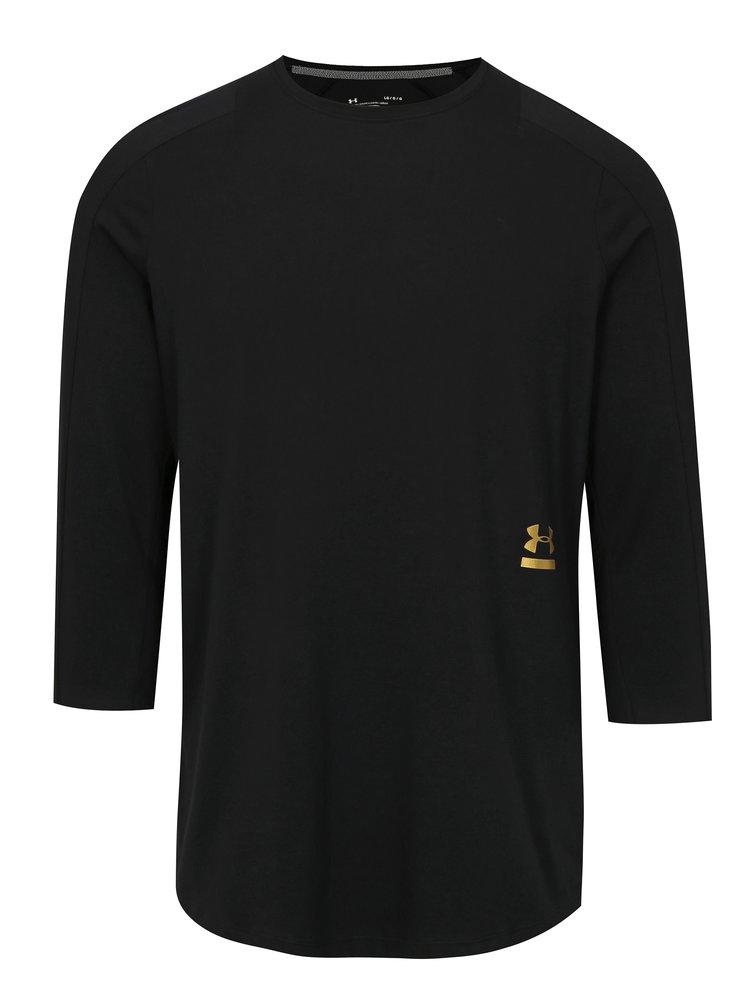 Tricou barbatesc functional negru Under Armour Perpetual