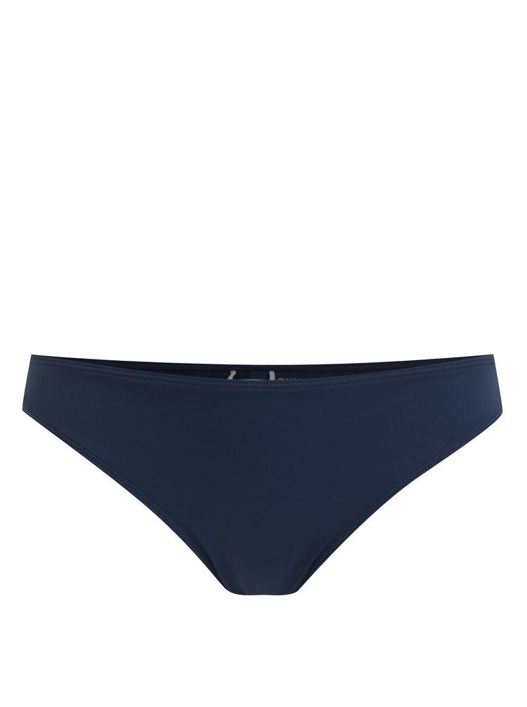 Slip de baie albastru inchis Roxy Po