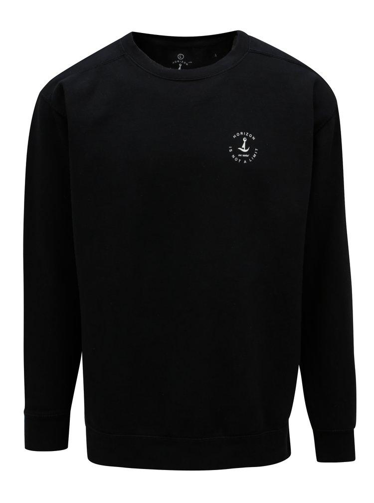 Bluza sport neagra Mr.Sailor