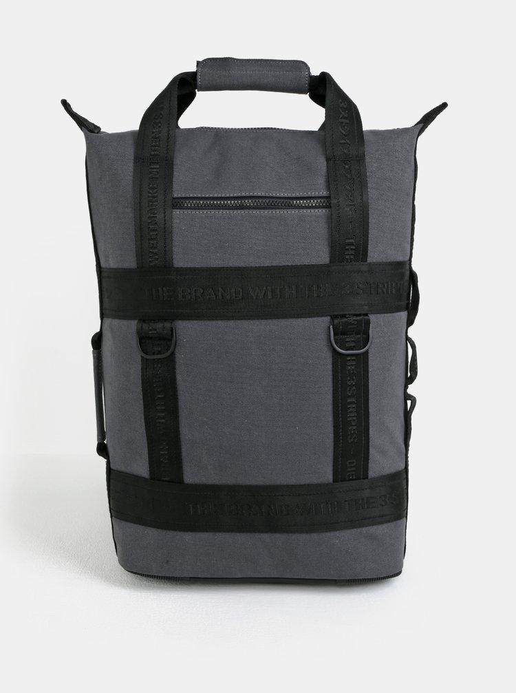 Šedý batoh/taška adidas Originals