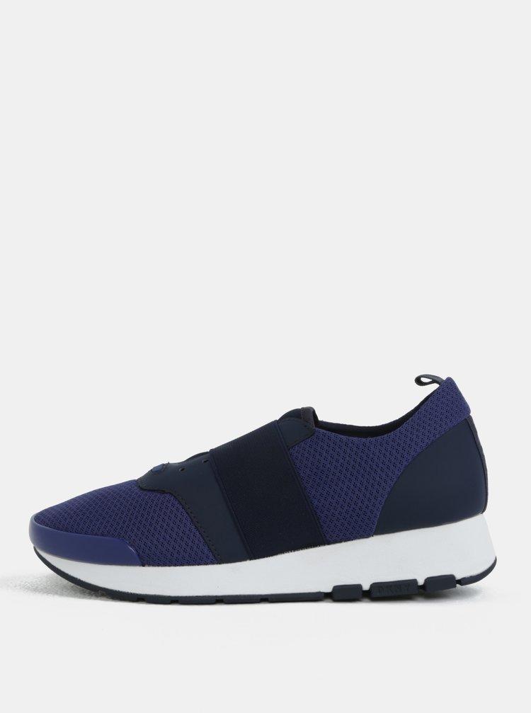 Modré slip on DKNY