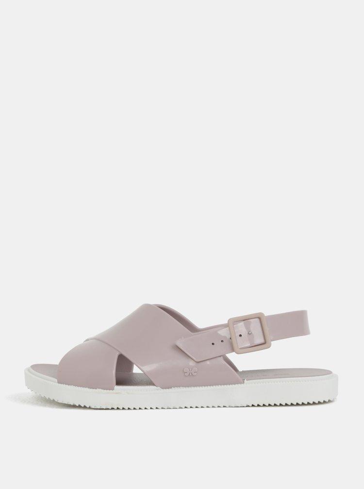 Světle fialové sandály Zaxy Match