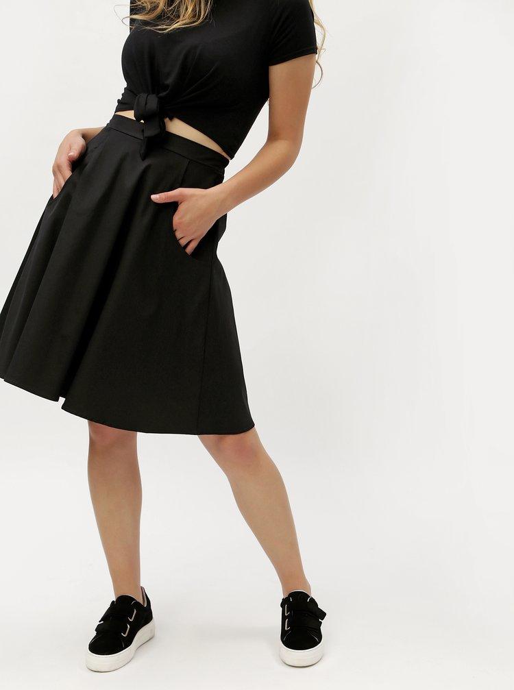 Černá krátká sukně ZOOT