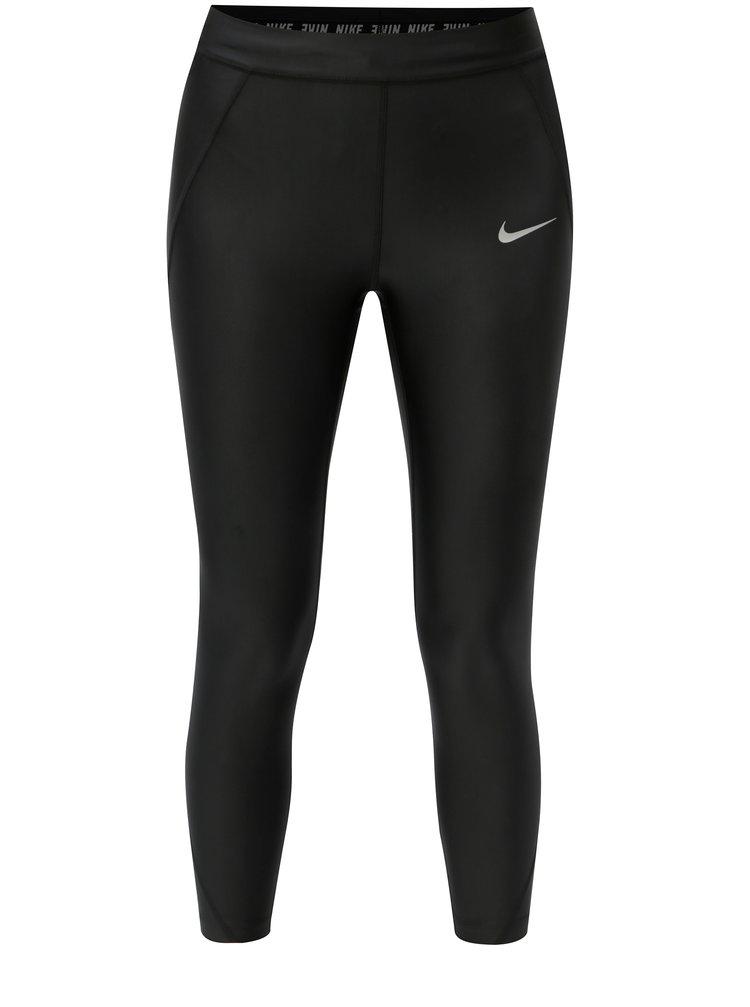 Černé dámské funkční legíny Nike Speed