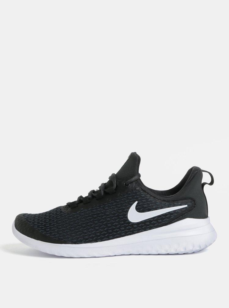 Tmavě šedé pánské tenisky Nike Renew Rival