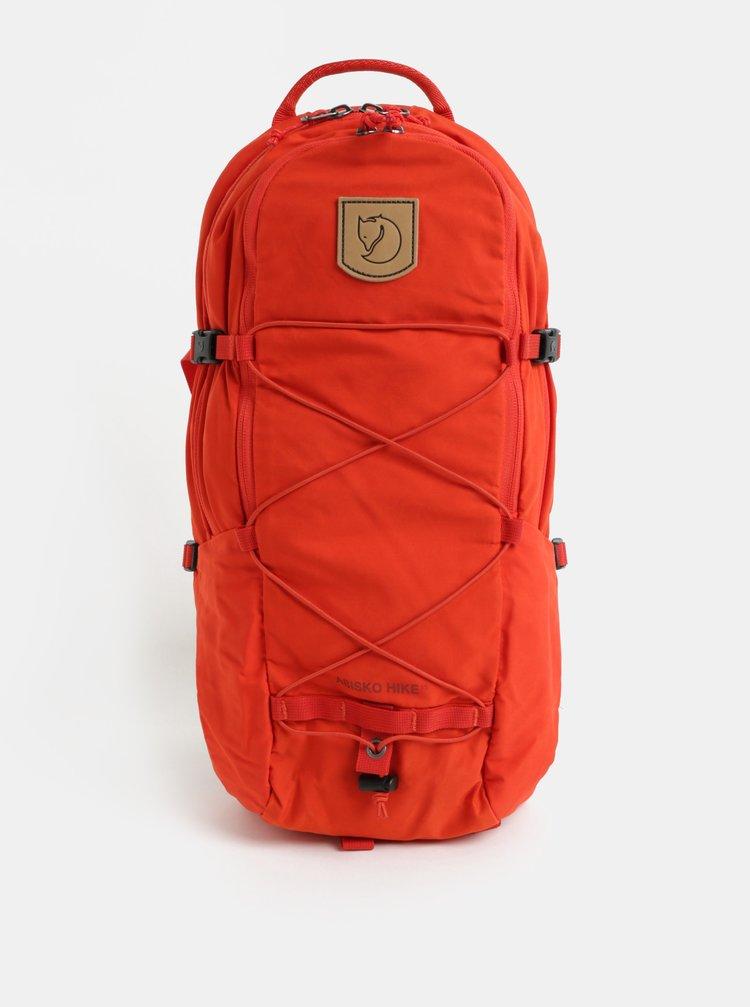 Oranžový batoh Fjällräven Abisko Hike 15 l