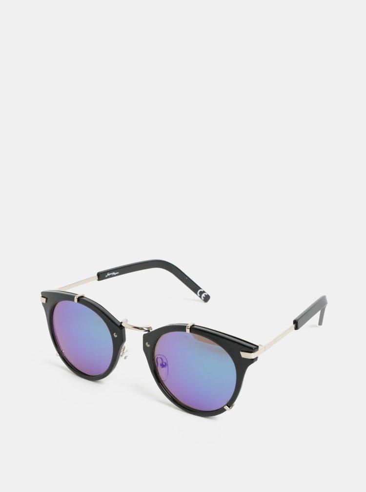 Černé dámské sluneční brýle Jeepers Peepers