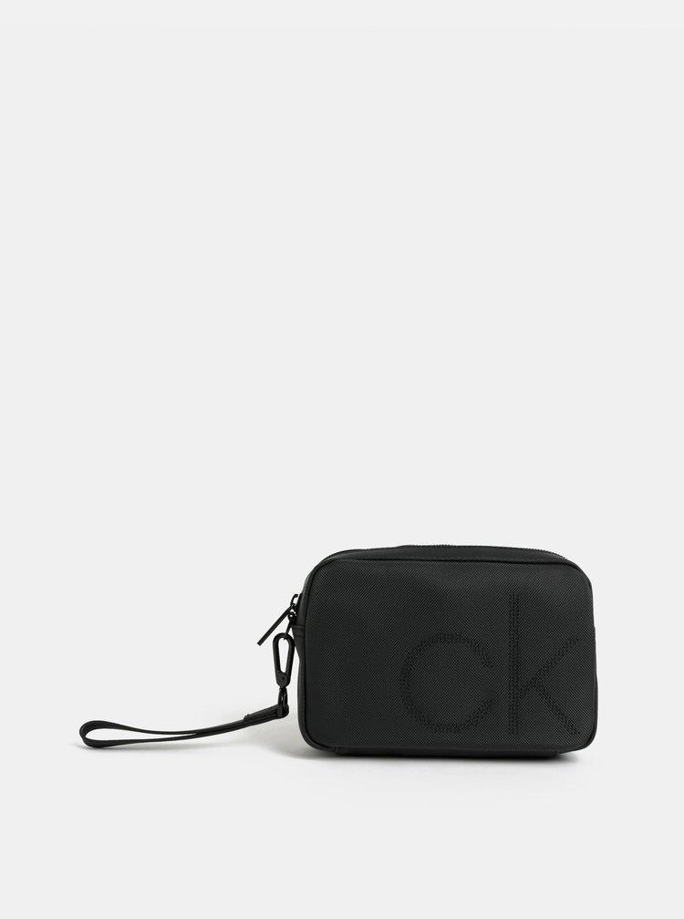 Černá pánská toaletní taška Calvin Klein Jeans