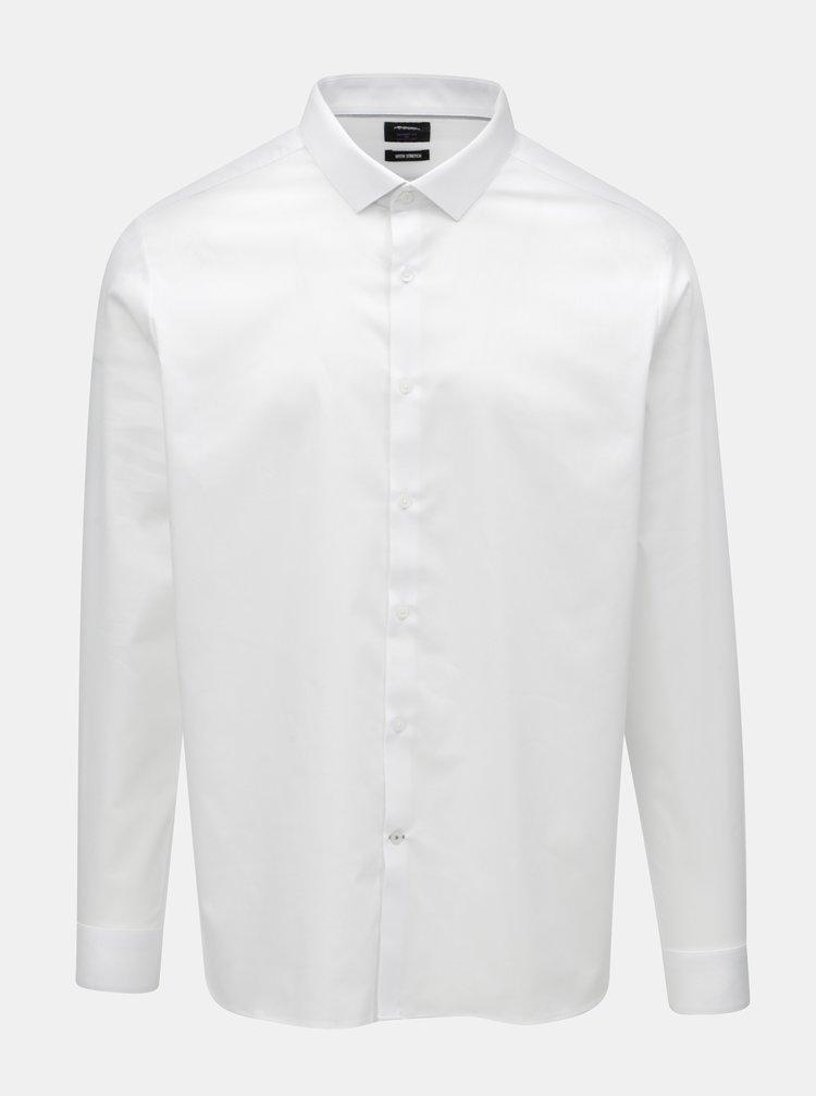 Camasa formala alba skinny fit Burton Menswear London