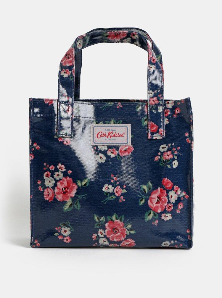 5ca7c5fce5 Tmavomodrá dievčenská kvetovaná kabelka Cath Kidston · Tmavomodrá  dievčenská kvetovaná kabelka Cath Kidston
