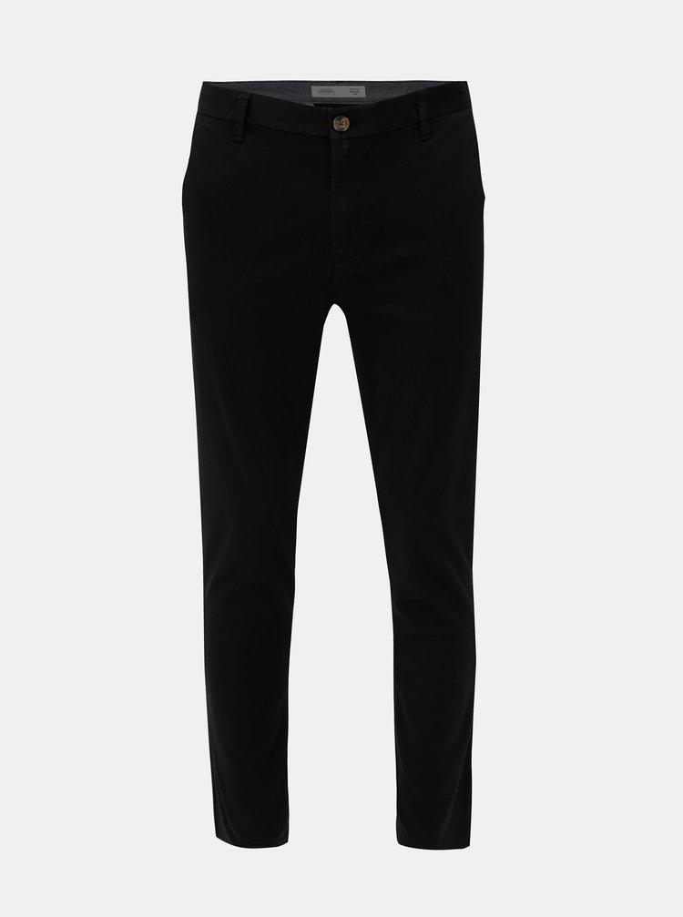 Pantaloni negri skinny fit Burton Menswear London