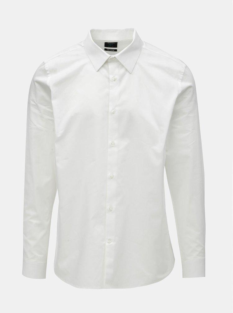 Camasa formala alba slim fit Burton Menswear London