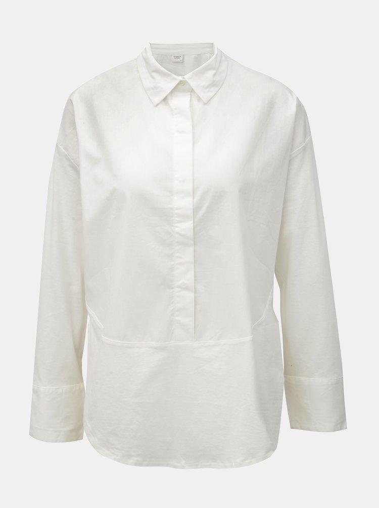 Bílá košile Jacqueline de Yong Lima