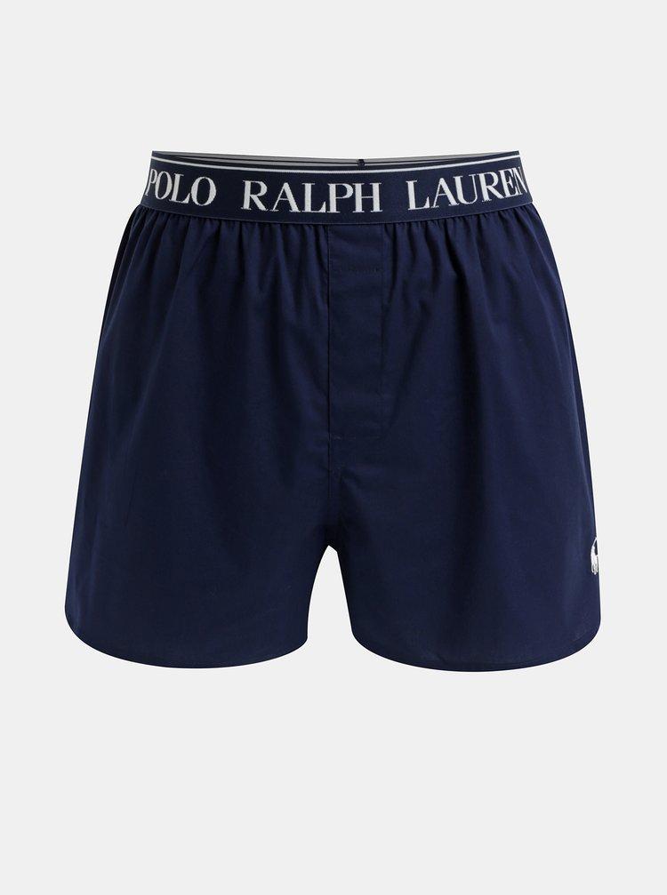 Tmavě modré pánské trenýrky POLO Ralph Lauren