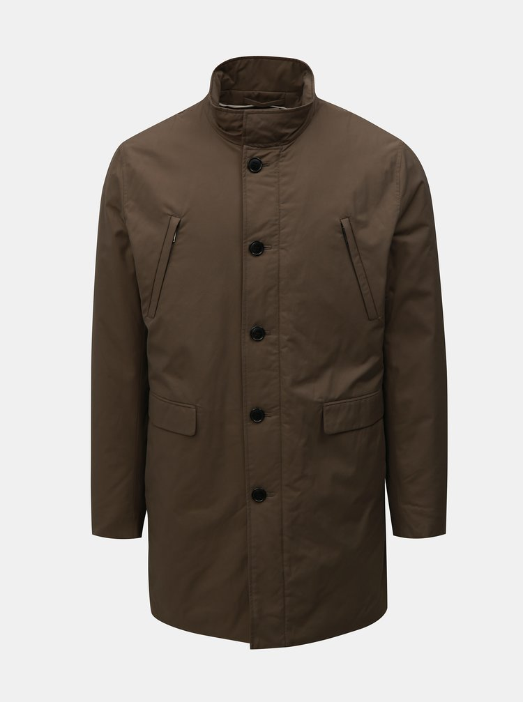 Jacheta de iarna kaki Selected Homme