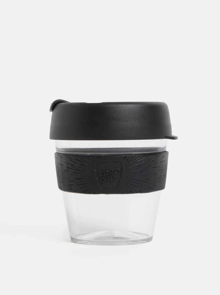 Černý cestovní hrnek KeepCup Original small 227 ml
