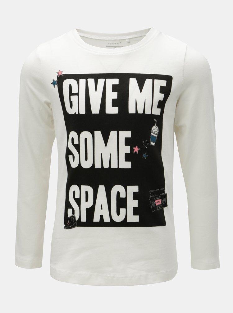 91f265287771 Tmavomodrá rifľová dievčenská košeľa name it Cha