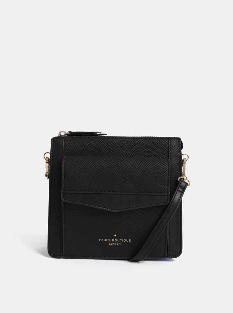 Černá malá kabelka Paul's Boutique Beth