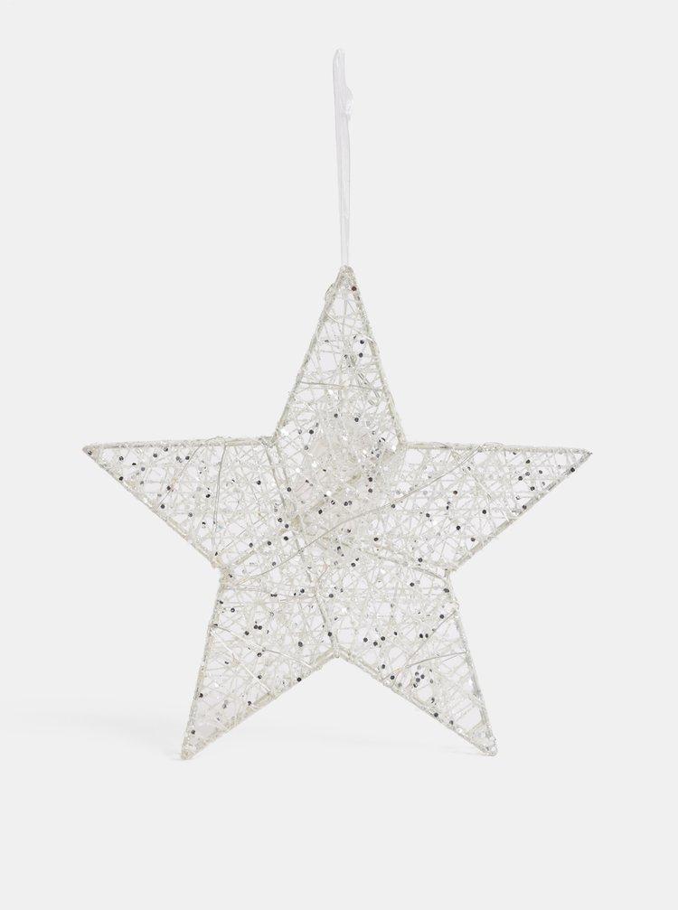 Bílá svítící hvězda Dakls