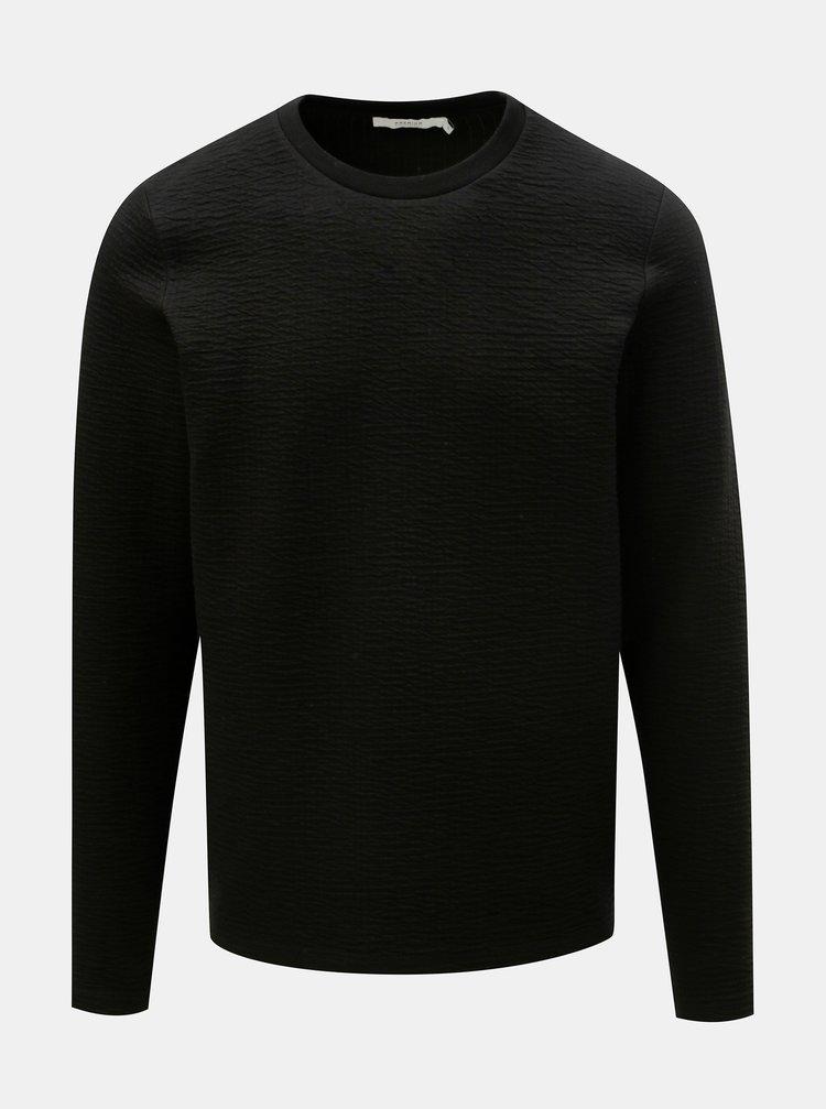 Bluza sport neagra cu maneci lungi Jack & Jones Richard