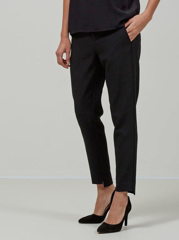 Pantaloni conici negri - Selected Femme Amilia