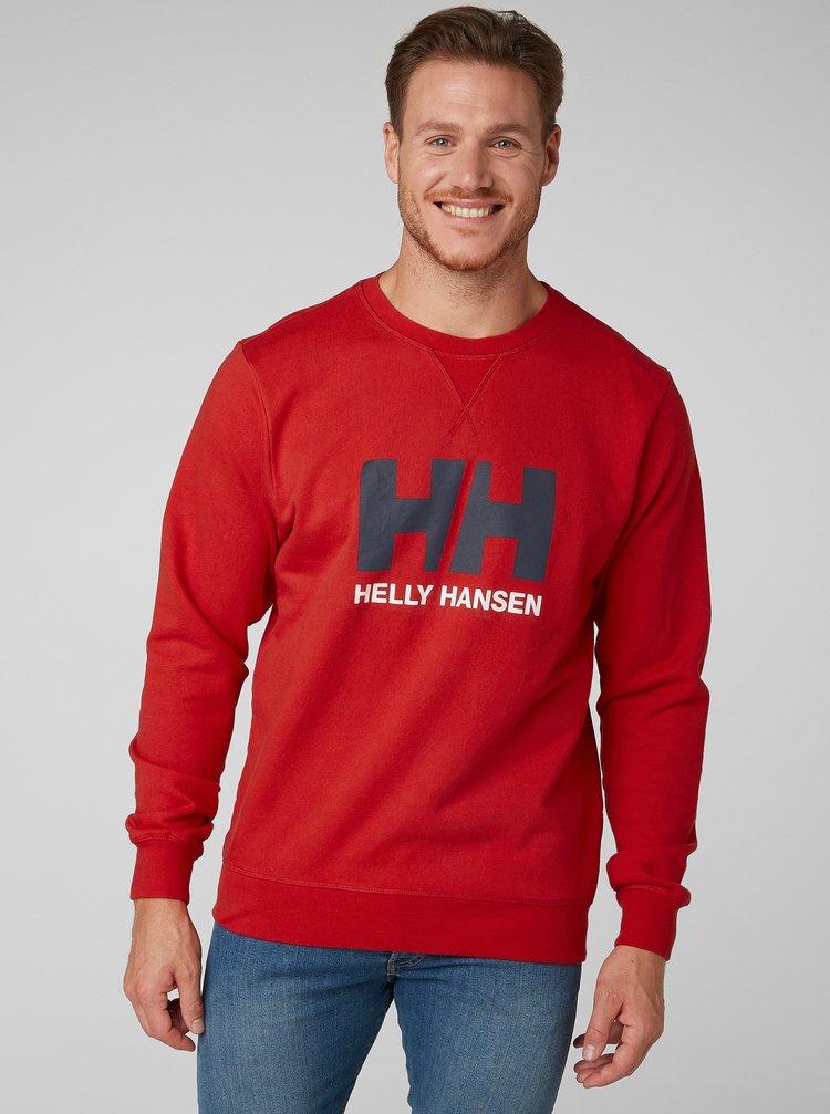 Červená pánská mikina HELLY HANSEN