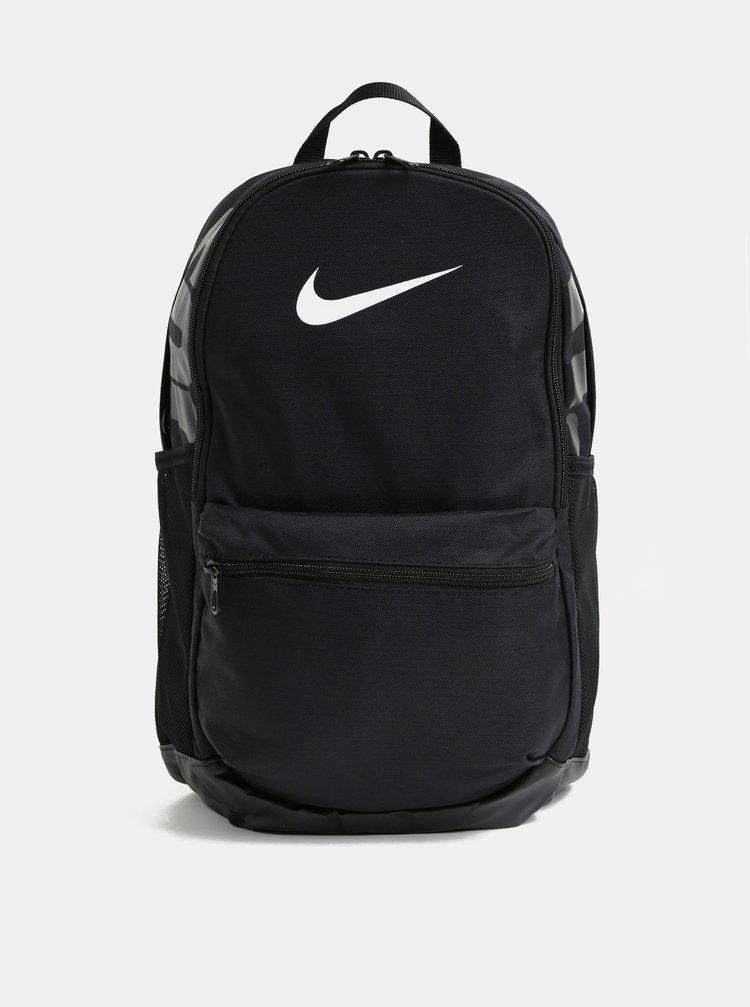 Rucsac negru cu imprimeu Nike 24 l