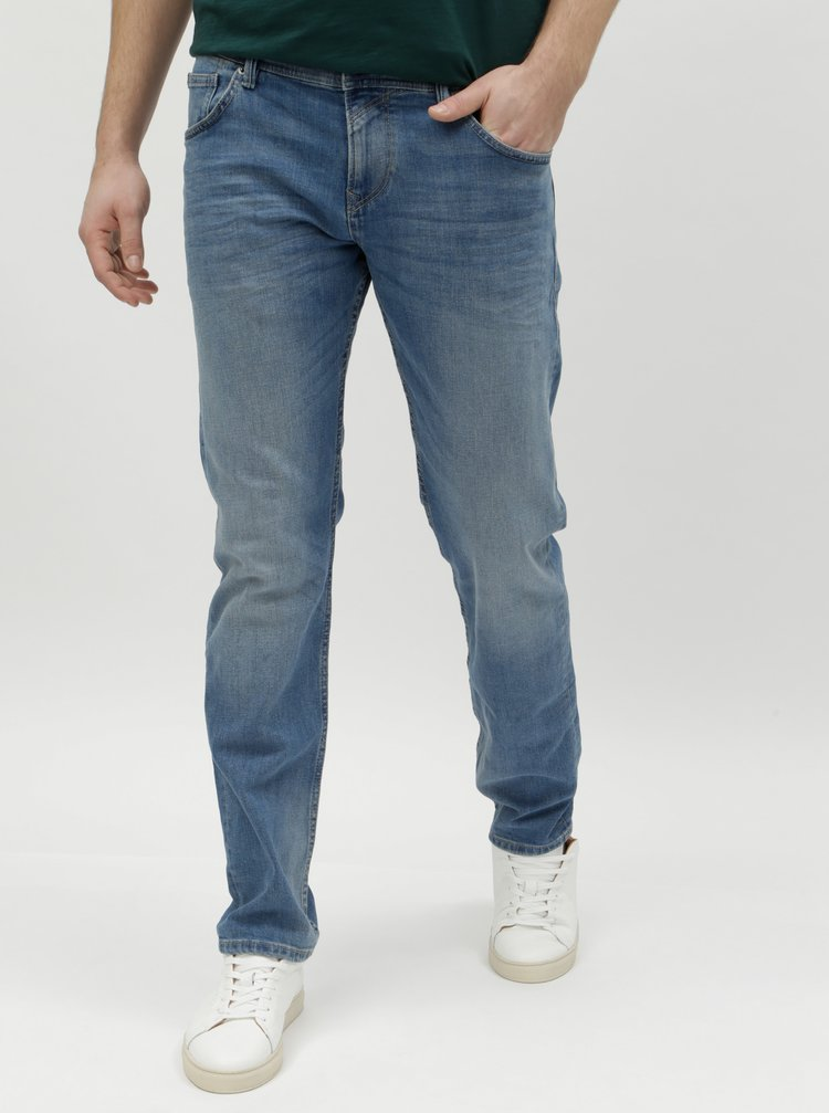 Svetlomodré pánske slim fit rifle Tom Tailor Denim