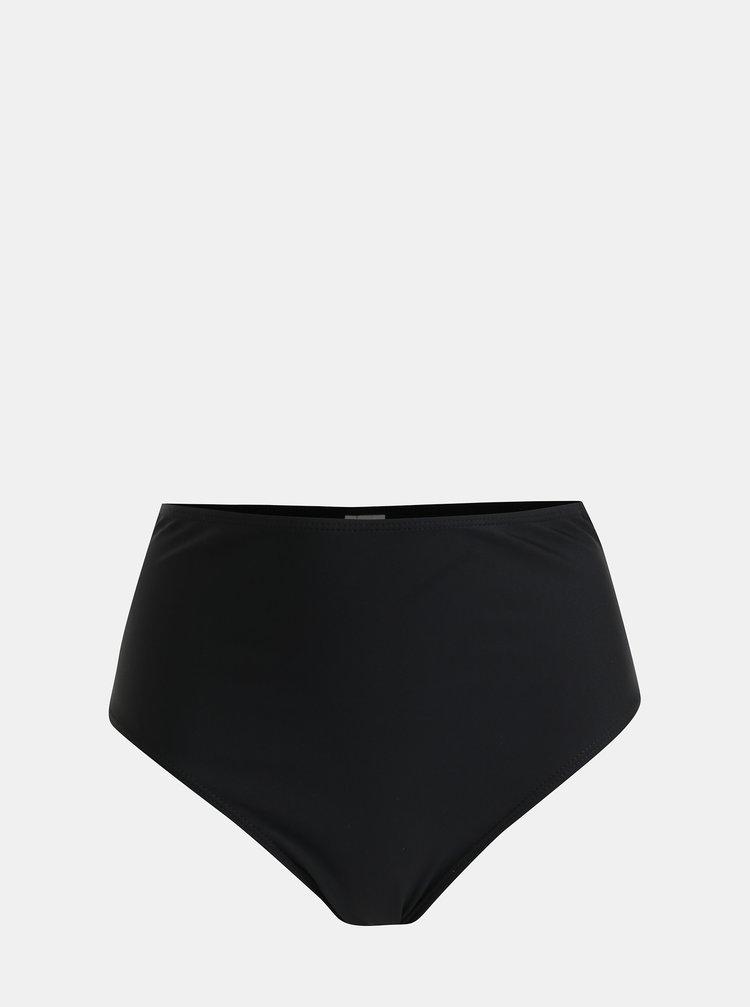 Černý spodní díl plavek VERO MODA Basic