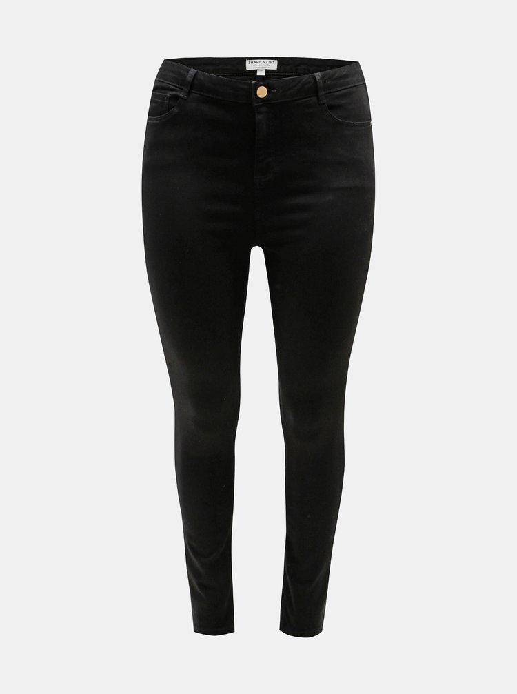 Černé skinny džíny Dorothy Perkins Shape & Lift